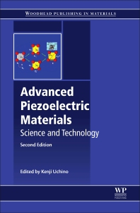 Book cover image for Advanced Piezoelectric Materials (Second Edition), Woodhead Publishing in Materials