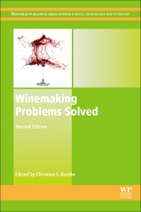 Cover image for Winemaking Problems Solved