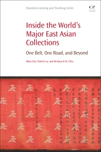 cover of Inside the World's Major East Asian Collections - 1st Edition