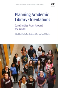 Cover image for Planning Academic Library Orientations