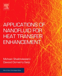 Cover image for Applications of Nanofluid for Heat Transfer Enhancement