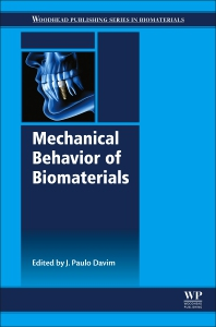 Cover image for Mechanical Behaviour of Biomaterials