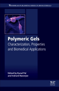 Cover image for Polymeric Gels