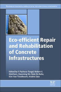 Cover image for Eco-efficient Repair and Rehabilitation of Concrete Infrastructures