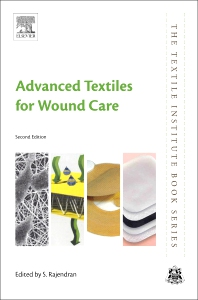 Cover image for Advanced Textiles for Wound Care