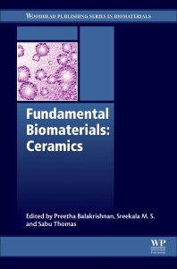 Cover image for Fundamental Biomaterials: Ceramics
