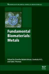 Cover image for Fundamental Biomaterials: Metals