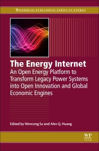 Cover image for The Energy Internet