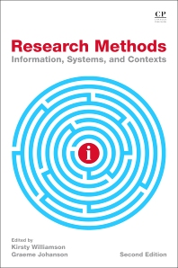 Cover image for Research Methods