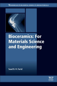 Cover image for Bioceramics: For Materials Science and Engineering