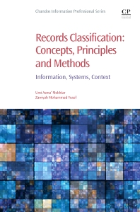Cover image for Records Classification: Concepts, Principles and Methods