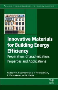 Cover image for Innovative Materials for Building Energy Efficiency