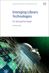 Book Series: Emerging Library Technologies