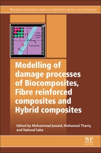 Cover image for Modelling of Damage Processes in Biocomposites, Fibre-Reinforced Composites and Hybrid Composites