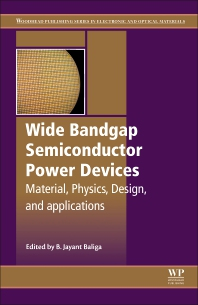 Cover image for Wide Bandgap Semiconductor Power Devices