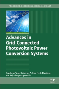 Advances in Grid-Connected Photovoltaic Power Conversion