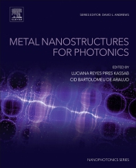Cover image for Metal Nanostructures for Photonics