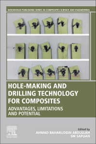 Cover image for Hole-Making and Drilling Technology for Composites