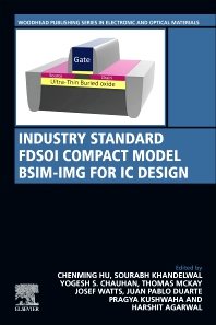 Cover image for Industry Standard FDSOI Compact Model BSIM-IMG for IC Design