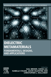 Cover image for Dielectric Metamaterials