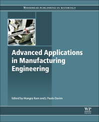 Cover image for Advanced Applications in Manufacturing Enginering