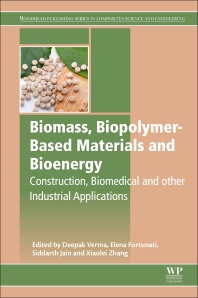 Biomass, Biopolymer-Based Materials and Bioenergy - 1st Edition - ISBN: 9780081024263