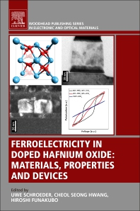 Cover image for Ferroelectricity in Doped Hafnium Oxide