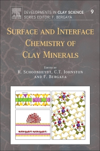Cover image for Surface and Interface Chemistry of Clay Minerals