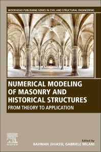 Cover image for Numerical Modeling of Masonry and Historical Structures
