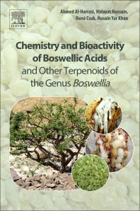 Chemistry and Bioactivity of Boswellic Acids and Other Terpenoids of the Genus Boswellia - 1st Edition - ISBN: 9780081024416
