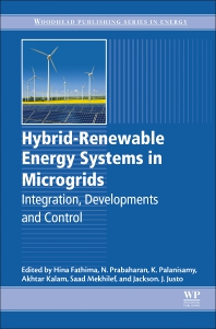 Cover image for Hybrid-Renewable Energy Systems in Microgrids