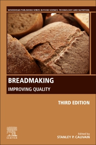 Cover image for Breadmaking