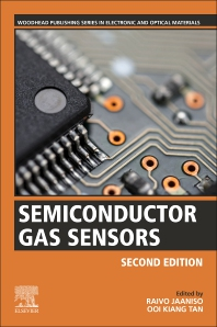 Semiconductor Gas Sensors - 2nd Edition - ISBN: 9780081025598