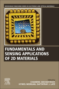 Cover image for Fundamentals and Sensing Applications of 2D Materials