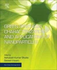 Cover image for Green Synthesis, Characterization and Applications of Nanoparticles