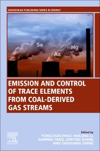 Cover image for Emission and Control of Trace Elements from Coal-Derived Gas Streams