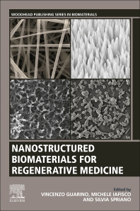 Cover image for Nanostructured Biomaterials for Regenerative Medicine