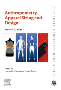 Cover image for Anthropometry, Apparel Sizing and Design