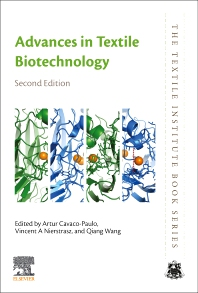 Cover image for Advances in Textile Biotechnology