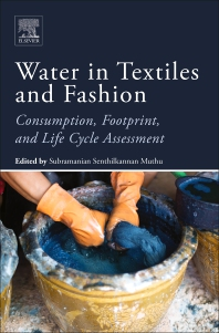 Water in Textiles and Fashion - 1st Edition - ISBN: 9780081026335, 9780081026540