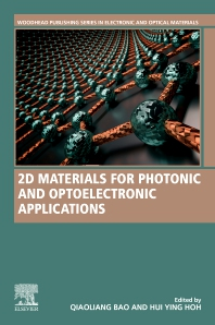 Cover image for 2D Materials for Photonic and Optoelectronic Applications