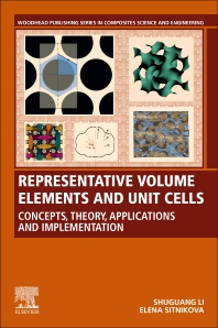 Cover image for Representative Volume Elements and Unit Cells