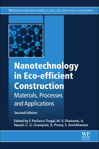 Cover image for Nanotechnology in Eco-efficient Construction