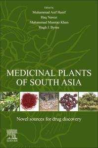 Cover image for Medicinal Plants of South Asia