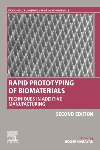 Cover image for Rapid Prototyping of Biomaterials