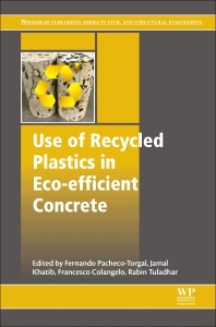 Cover image for Use of Recycled Plastics in Eco-efficient Concrete