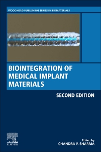 Biointegration of Medical Implant Materials - 2nd Edition - ISBN: 9780081026809
