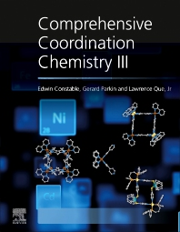 Cover image for Comprehensive Coordination Chemistry III