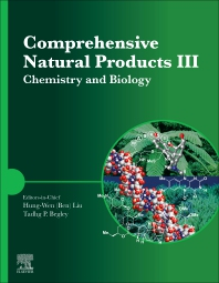 Cover image for Comprehensive Natural Products III
