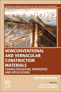 Cover image for Nonconventional and Vernacular Construction Materials